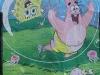 Sponge Bob Bouncy Castle