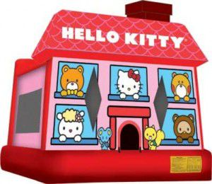 Hello Kitty Bouncy Castles